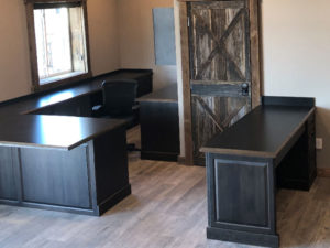 Desks from Bluegrass Tops and Casework in Lexington, KY